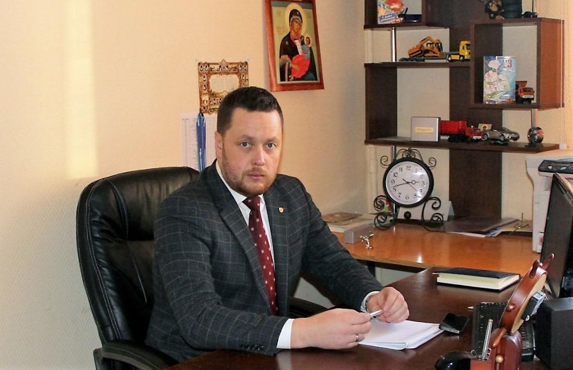 Роман Крылов: Наш город стоит на пороге больших перемен, в том числе в сфере ЖКХ