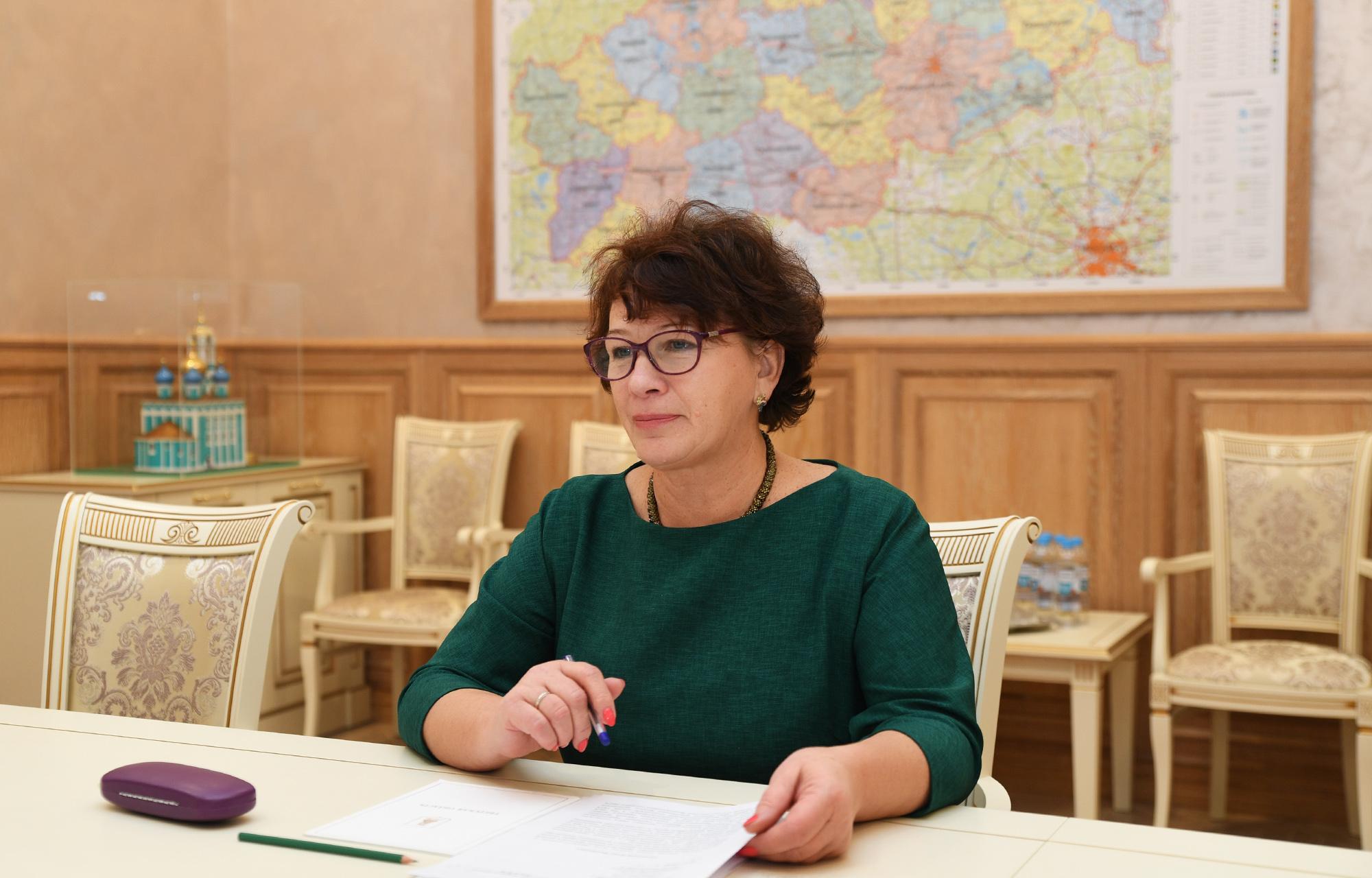 Наталья Рощина: Консолидация позволит вывести качество предоставляемых населению услуг на новый уровень