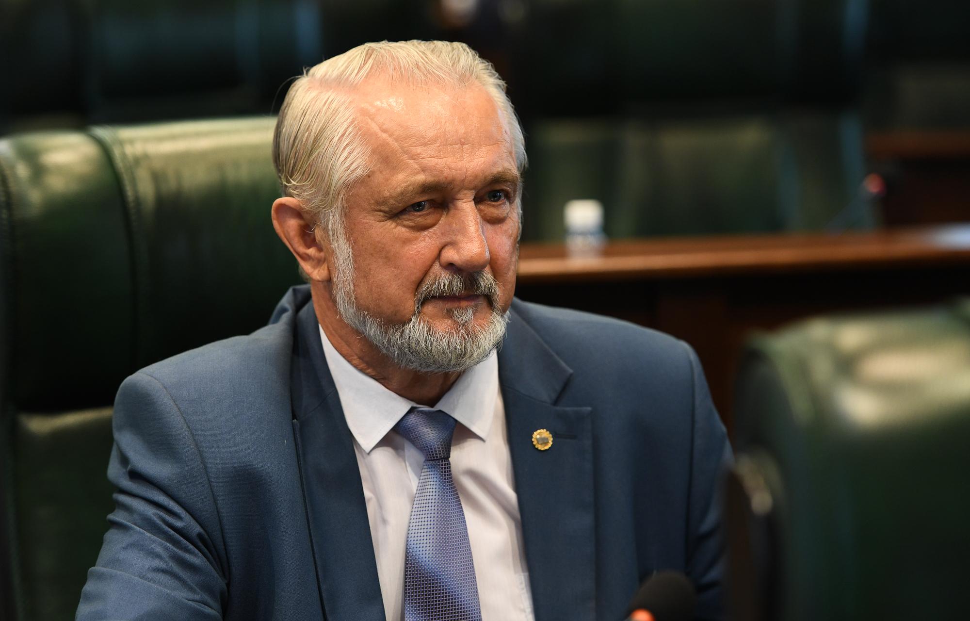 Владимир Данилов: Очень показательно, что в Законодательном собрании в этом созыве появился комитет по вопросам ЖКХ