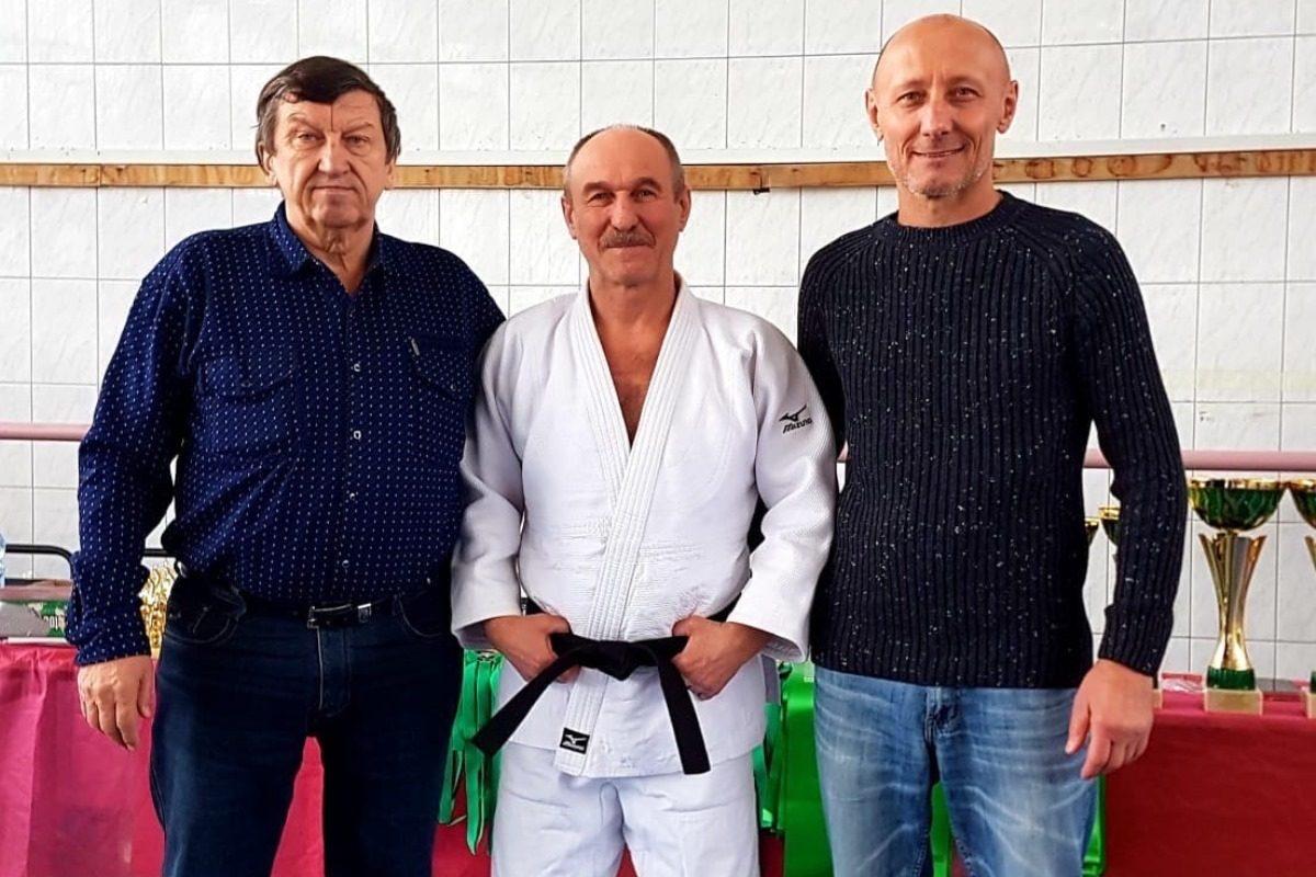 65-летний дзюдоист из Тверской области завоевал титул чемпиона