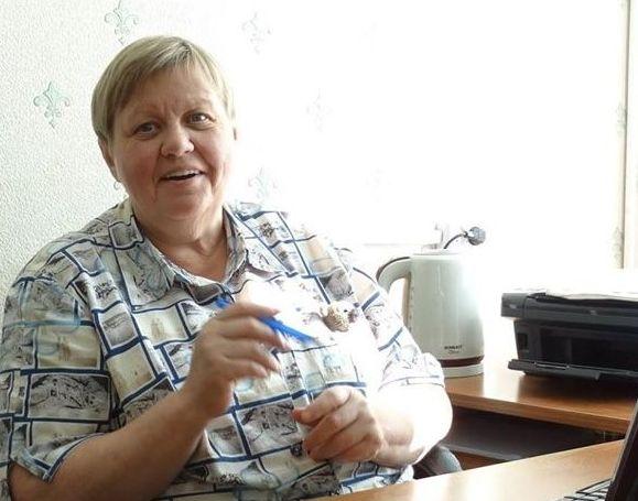 Татьяна Смелкова: Теперь наши люди мимо ямы не проходят