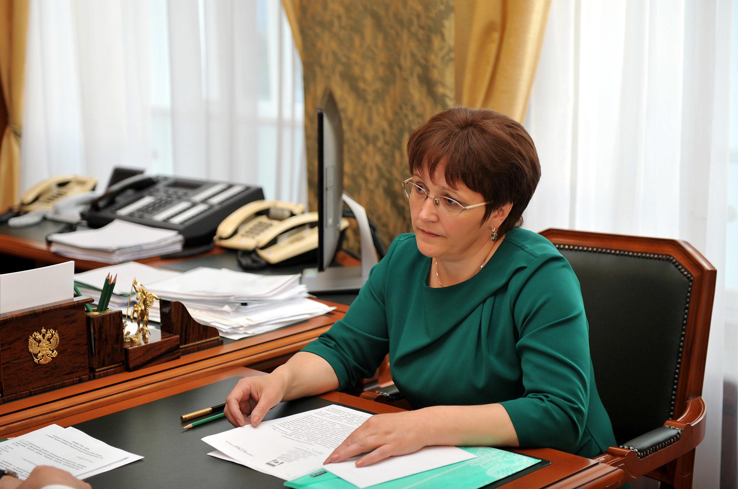 Татьяна Кудрявцева: Хорошо, что ЖКХ постепенно снимают с коммерческих рельсов
