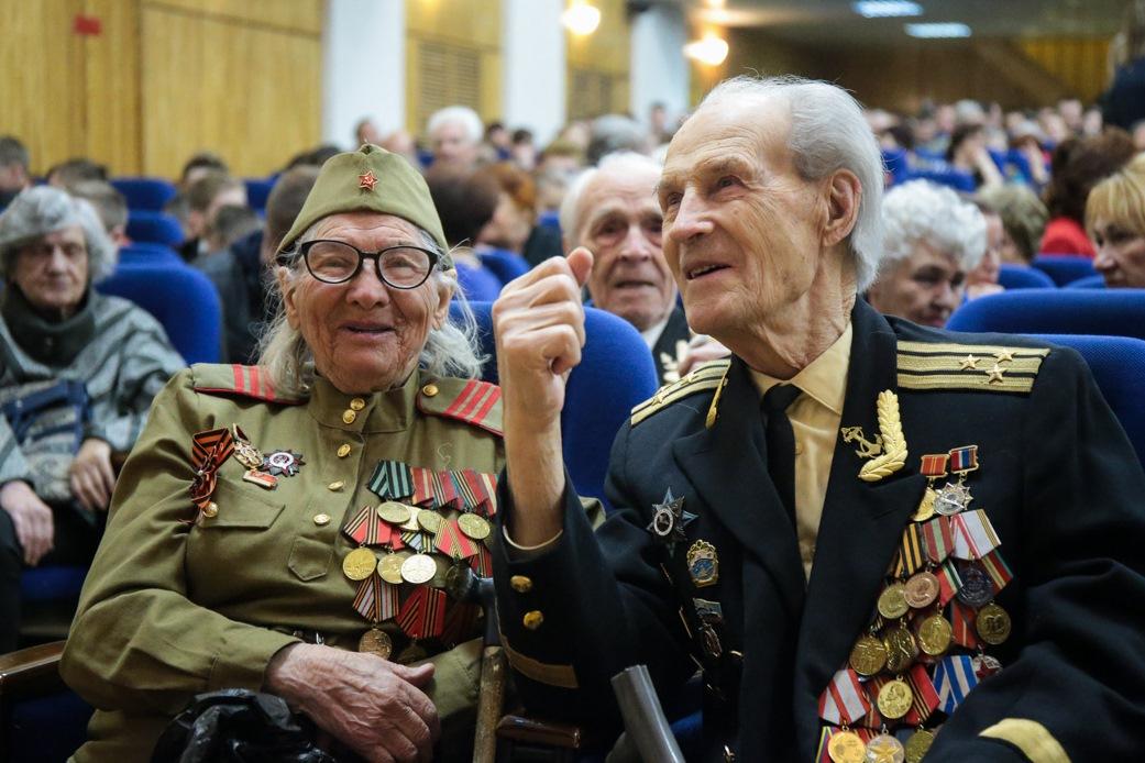 Ветераны Тверской области будут получать поддержку из областного бюджета