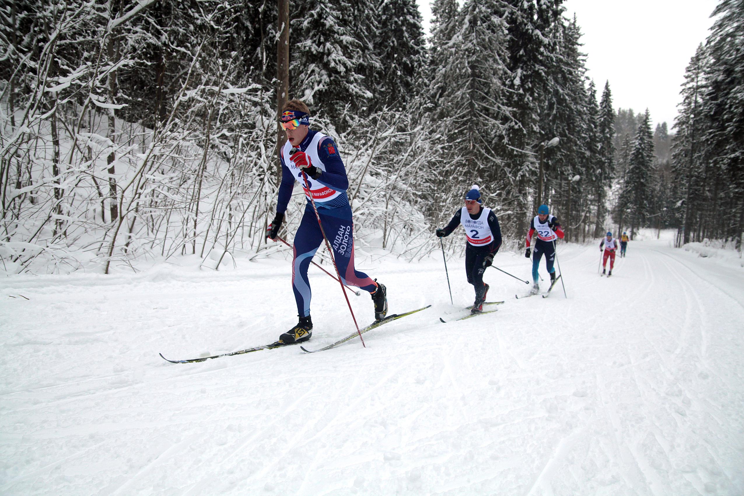 В Тверской области проходят соревнования по лыжным гонкам памяти подвига 6-ой роты ВДВ