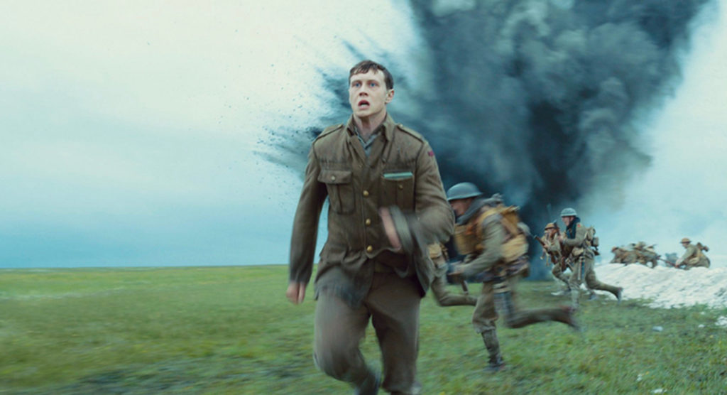 """Рецензия """"Тверьлайф"""": почему военный фильм """"1917"""" не выглядит драмой"""