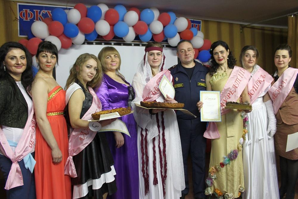 В Вышнем Волочке осужденные женщины приняли участие во Всероссийском конкурсе
