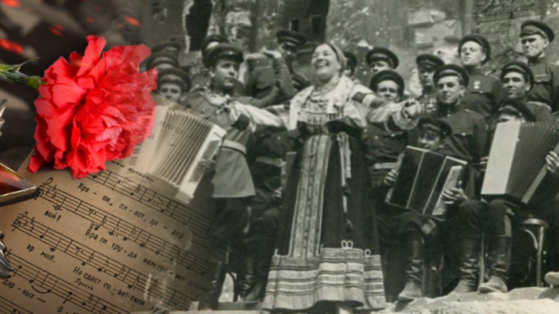 В Твери прозвучат солдатские песни