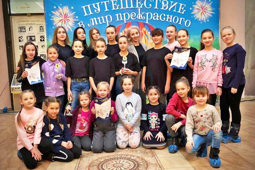 Конаковские танцоры привезли награды с Всероссийского фестиваля-конкурса искусств «Grand - Prix»