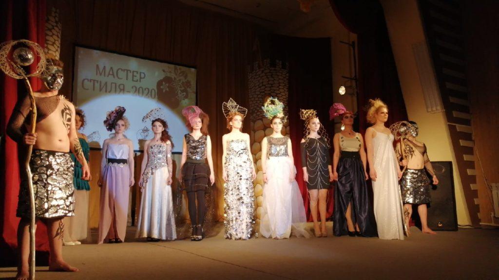 Мастера стиля показали свою фантазию на конкурсе в Твери