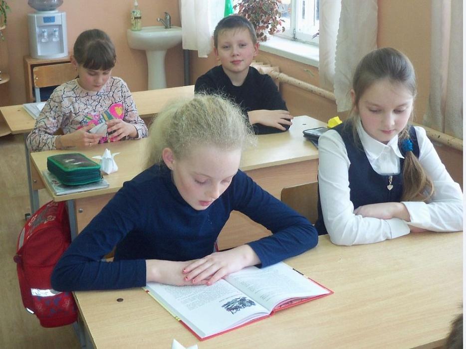 Сандовская детская библиотека присоединилась к Всероссийской акции