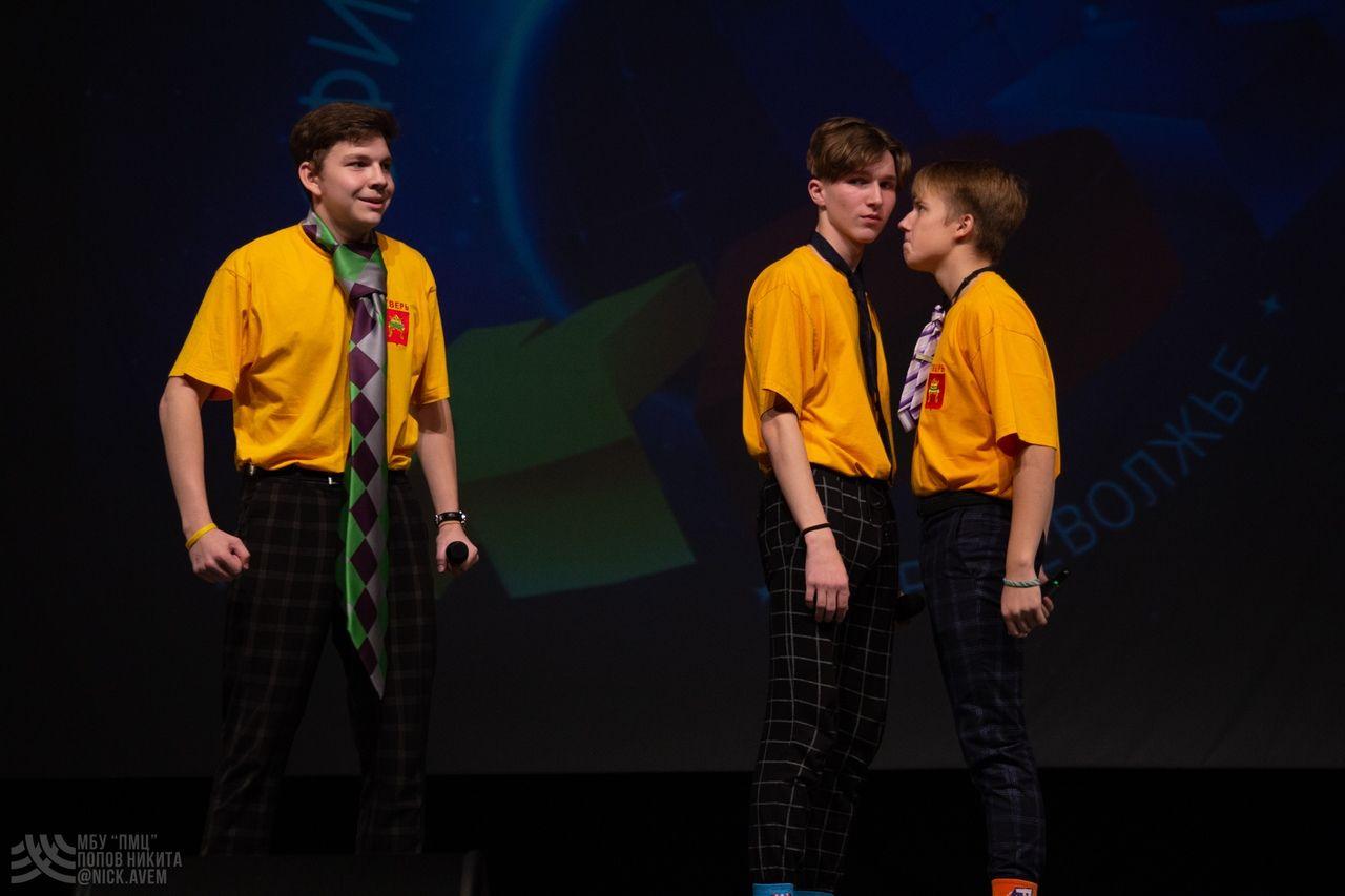 Четыре тверские школьные команды встретятся в финале КВН