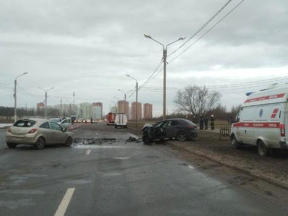 Названы причины страшной аварии на Красина в Твери
