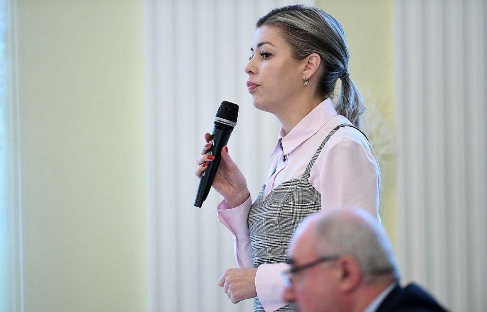 Марина Цуркан:Бюджет - это не касса, а конкретные результаты