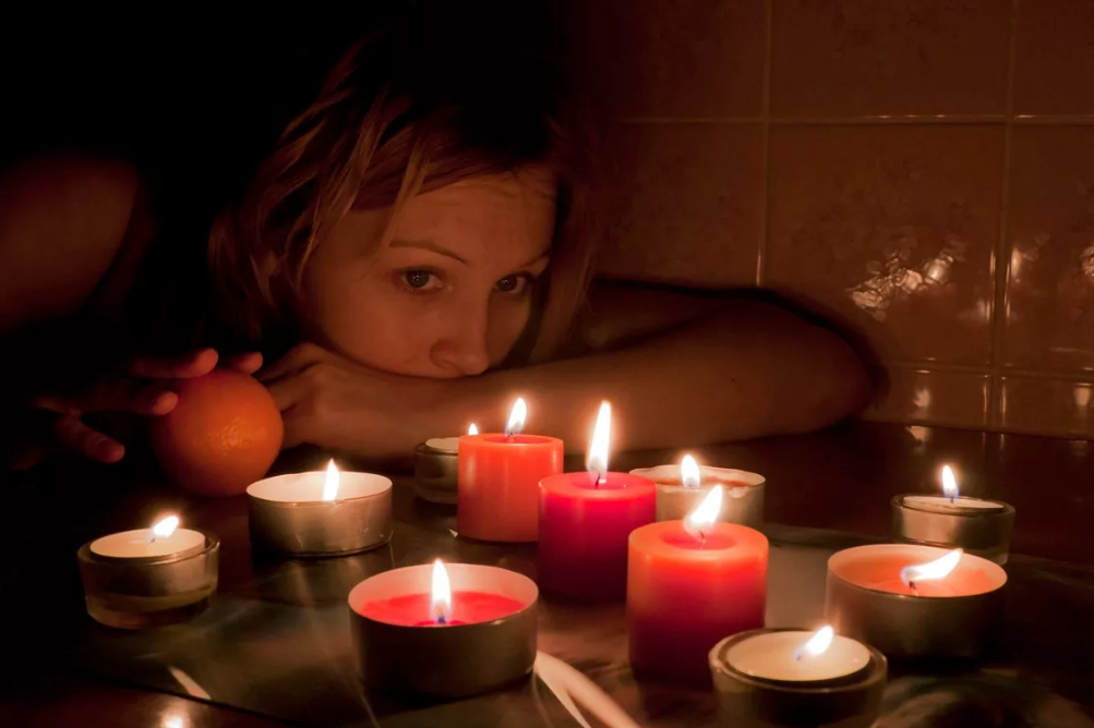 День Влюбленных в Твери прошел без света