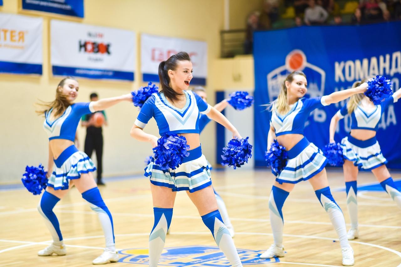 Тверской спортивный клуб похвастался группой поддержки