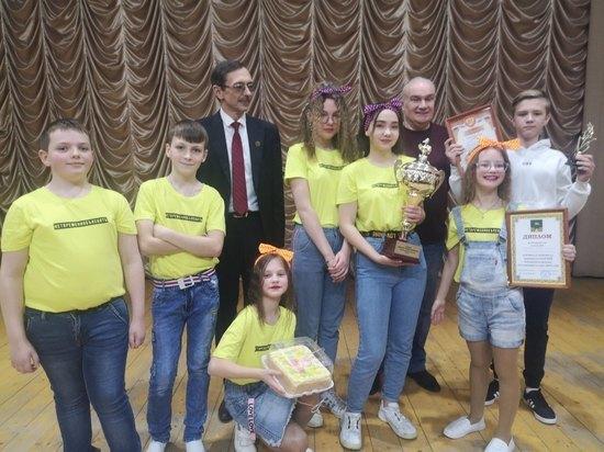 Оленинские школьники посоревновались в веселости и находчивости
