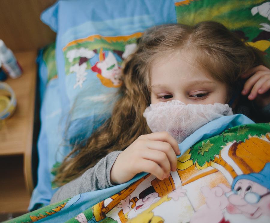 Эпидпорог в Твери бьет рекорды: число заболевших детей растет