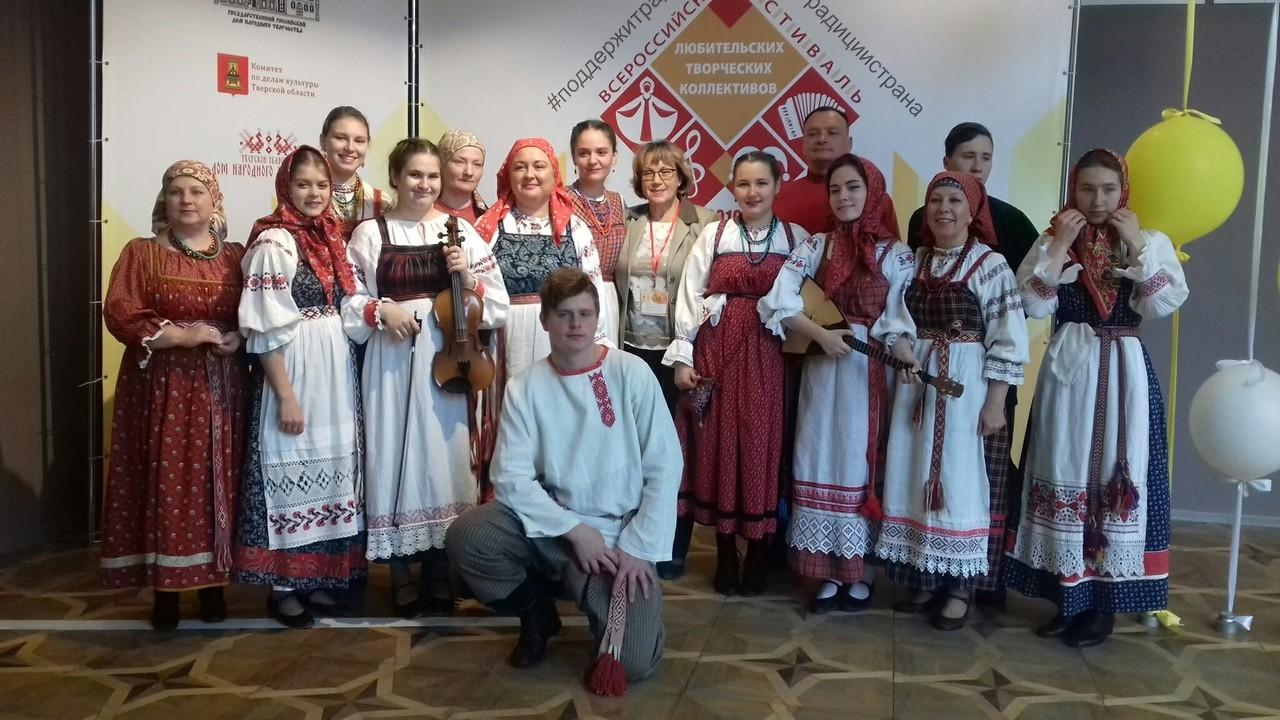 В Твери пройдет концерт фольклорного ансамбля «Межа»