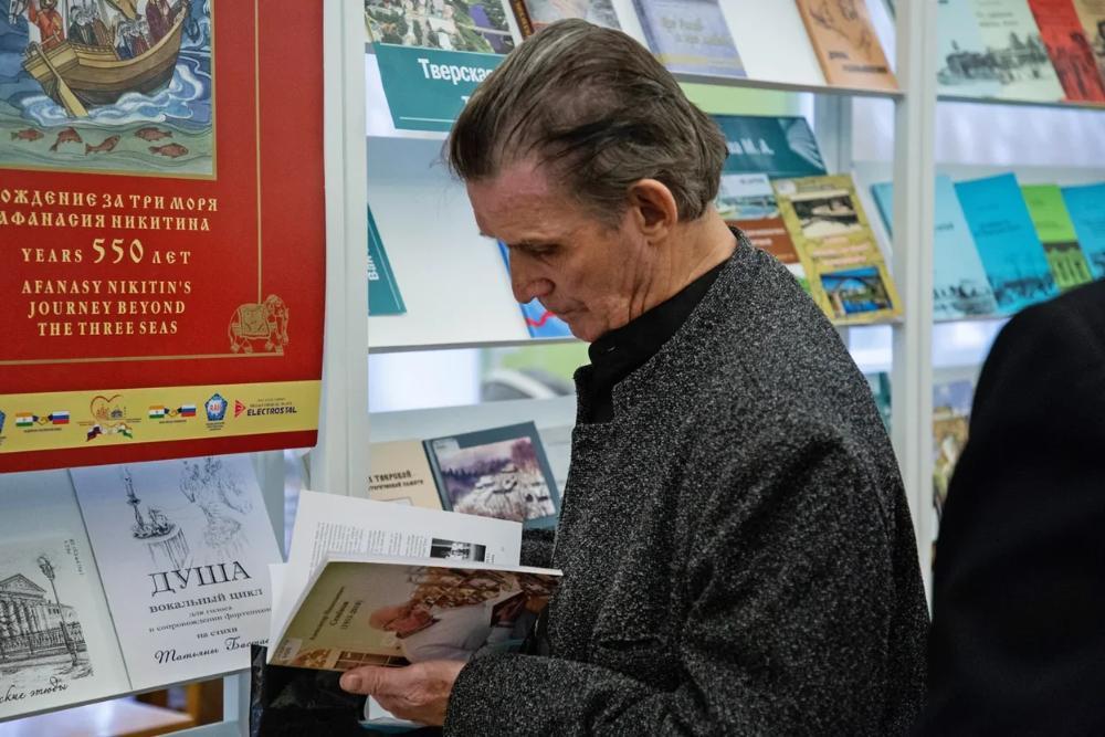 На Неделе тверской книги представят новые издания