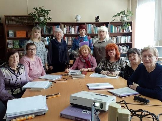 В Тверской области тренируют память пожилым людям
