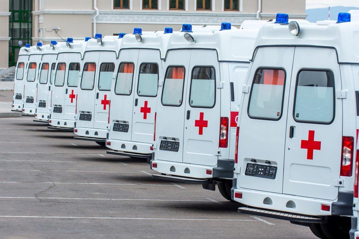 Система скорой медицинской помощи в Тверской области запущена в тестовую эксплуатацию