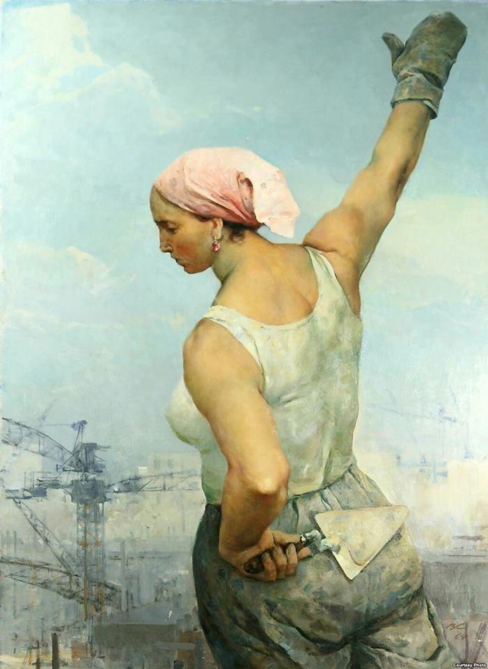 В музее Серова под Тверью пройдет выставка женских образов советской эпохи