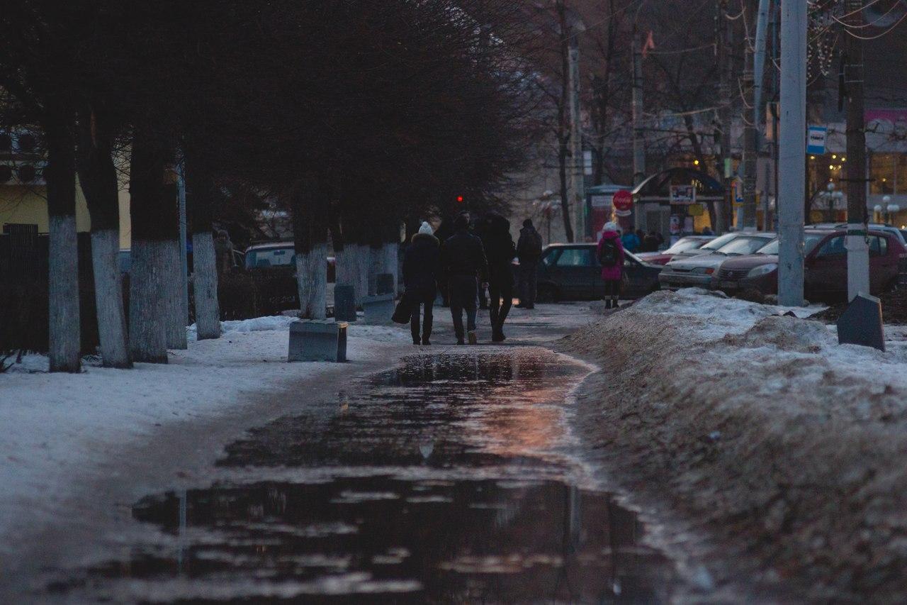 Синоптики обещают Тверской области теплый февраль
