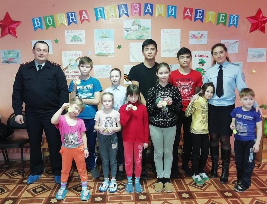 В Бологовском районе прошла акция «День правовой помощи детям»