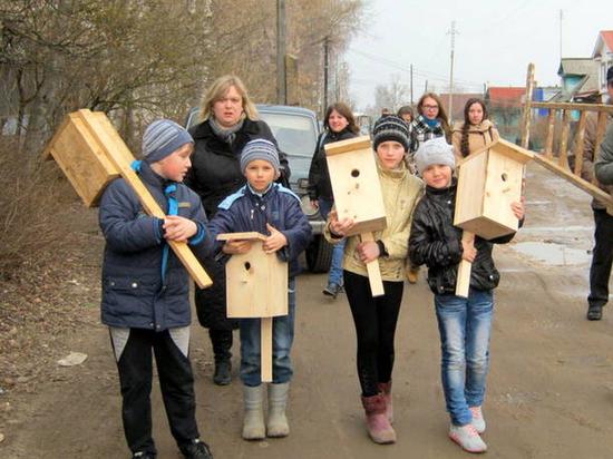В Старицком районе «Лисенок» учит детей любить природу