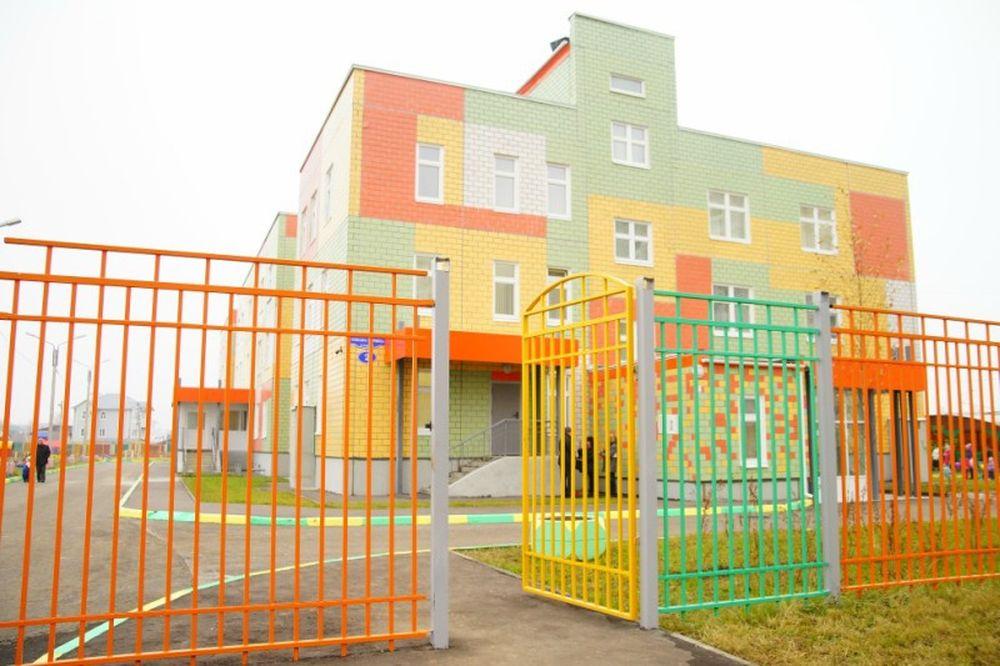 В Тверской области в 2020 году  планируется открыть семь детских садов