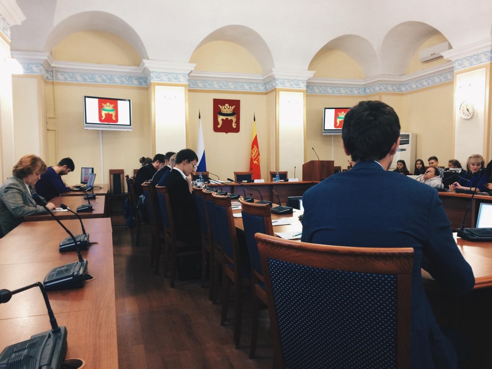 В Твери депутаты внесли поправки в бюджет города