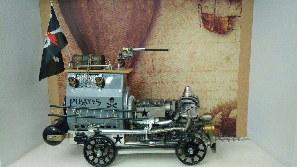 Жители Твери увидят «Фантазии в стиле steampunk…»