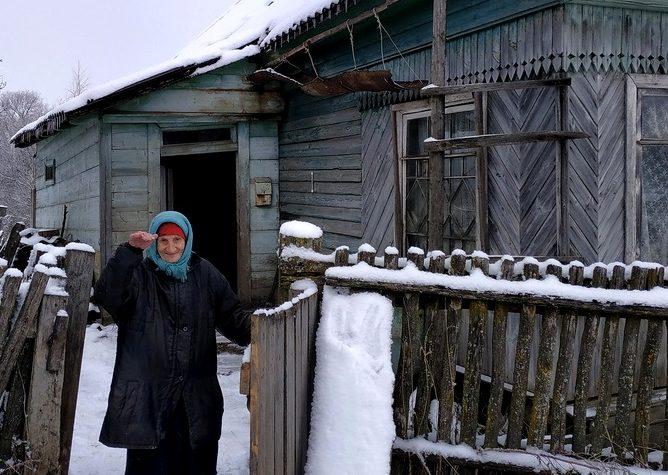 """В тверских селениях живут 95-летние """"царицы"""""""