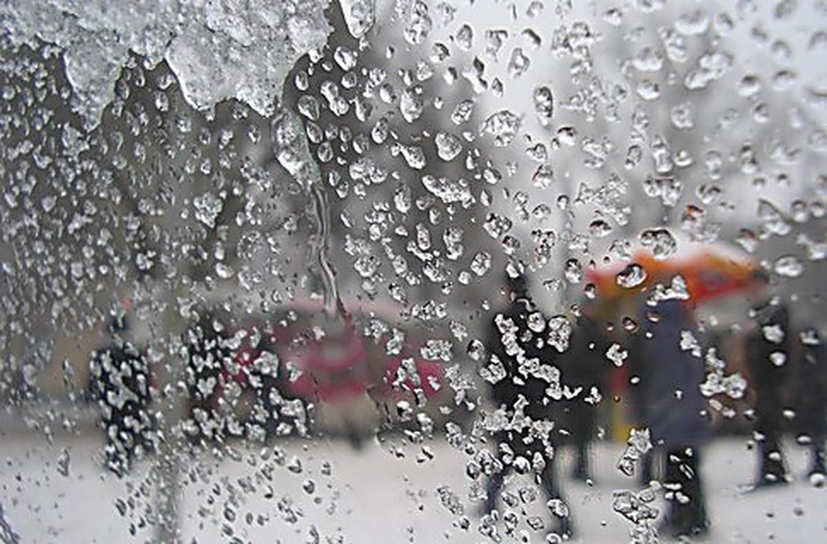 В Тверскую область придет похолодание и мокрый снег
