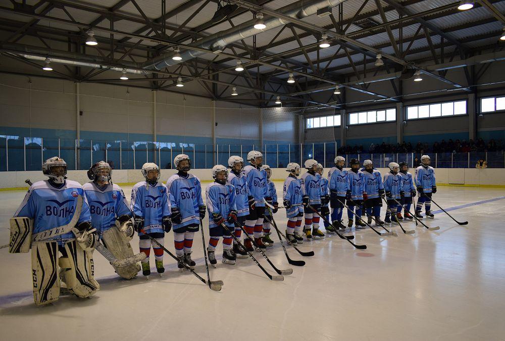 Калязин стал центром хоккейных баталий