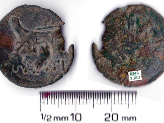 Древнегреческая монета пополнила экспозицию музея в Тверской области