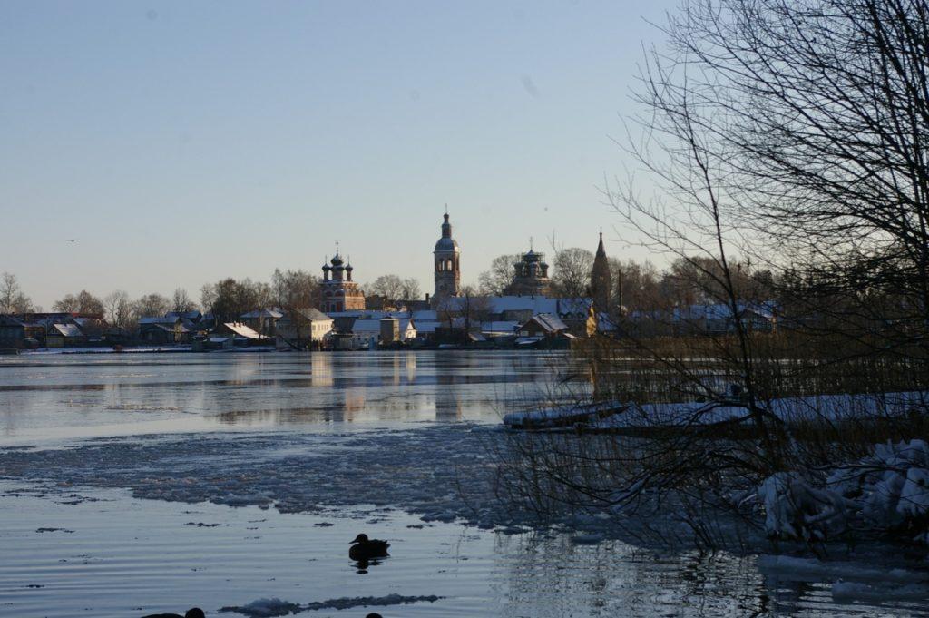 Осташков попал в топ-10 городов для весенних путешествий