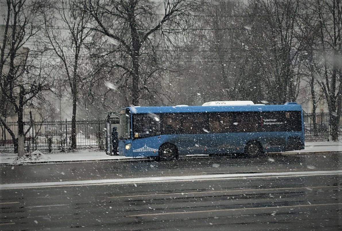 На какие маршруты выйдут новые автобусы в феврале в Твери