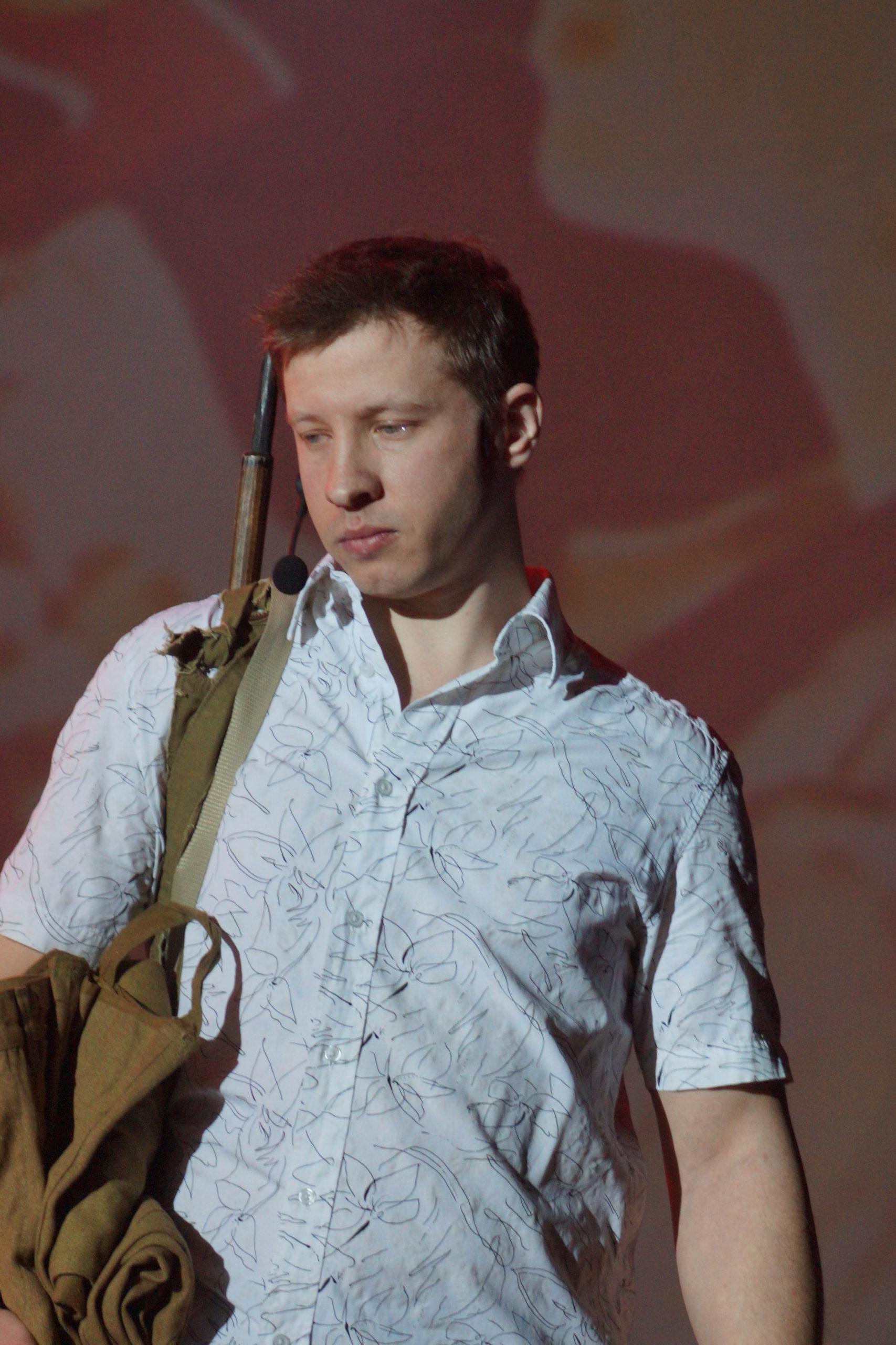 В Твери зрители прошли «дорогами войны» с коллективом«Эдельвейс»