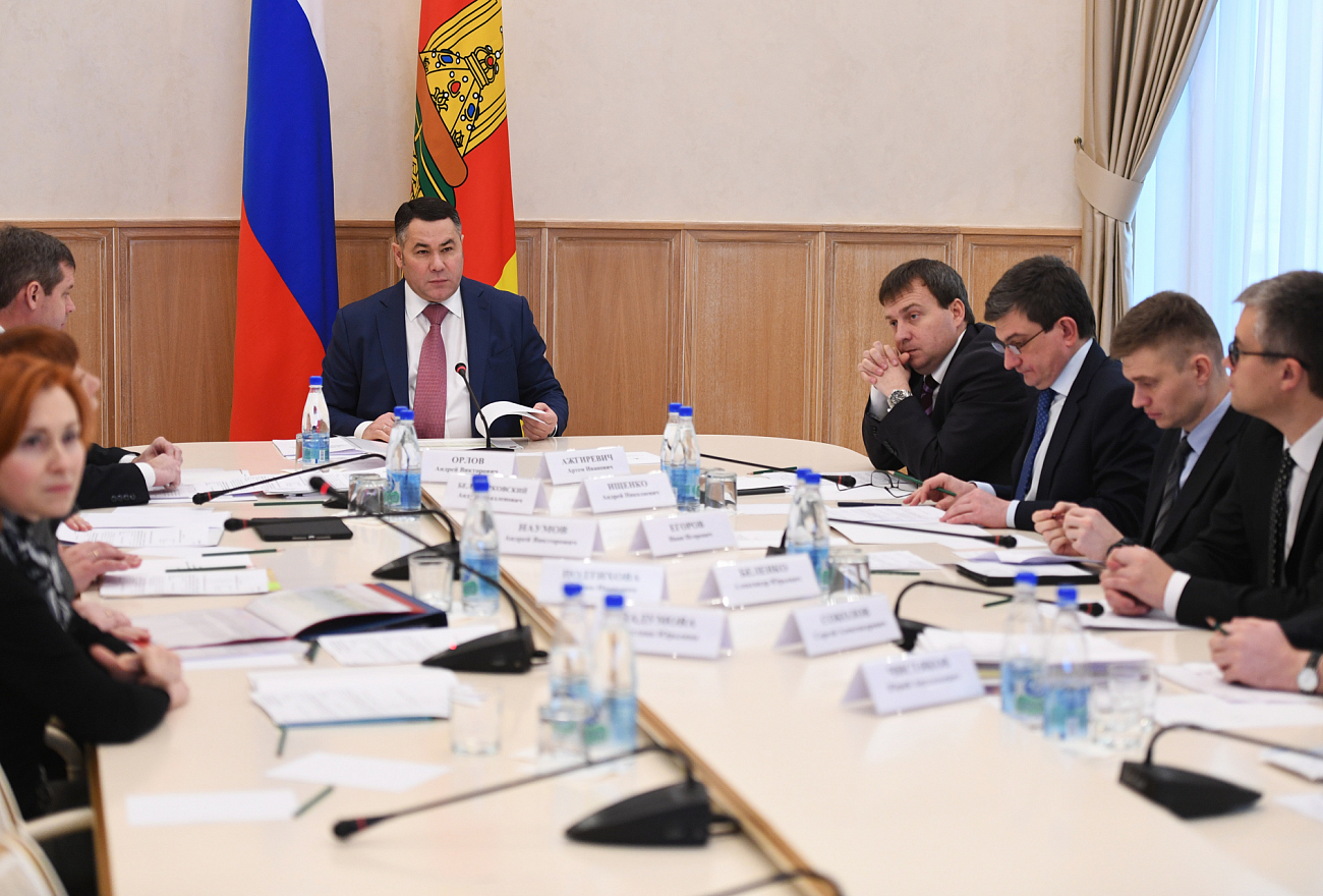 Эффективным муниципалитетам Тверской области дадут денег