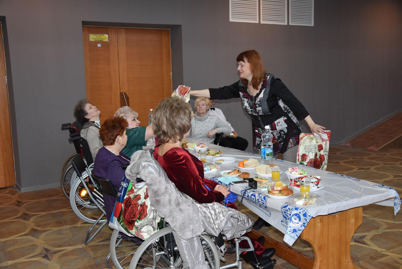 Юбилей тверского клуба инвалидов «Надежда» отметят в Пролетарке