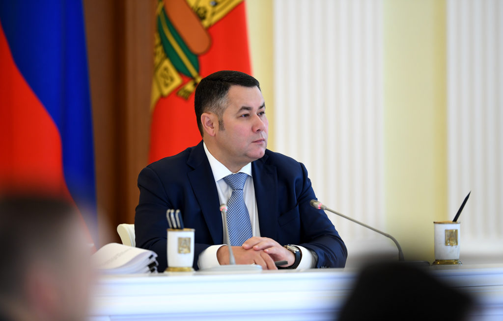 Объём финансирования нацпроектов в Тверской области составит 11,9 млрд рублей