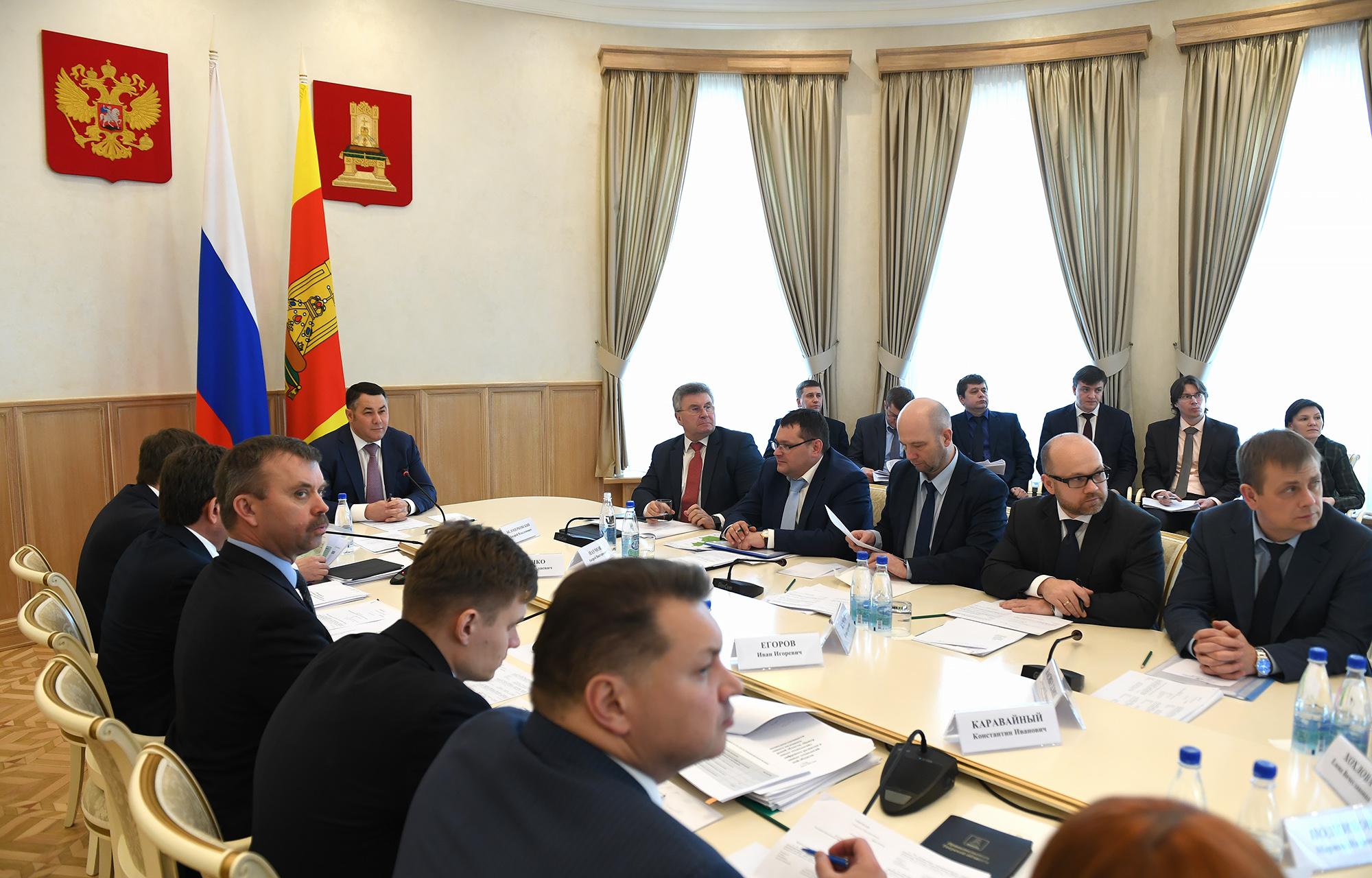 В Тверской области ещё два профессиональных образовательных учреждения закреплены за отраслевым министерством