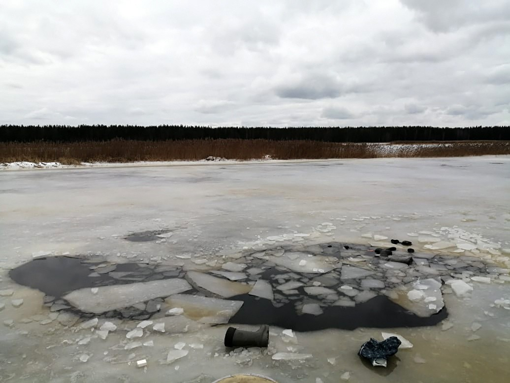 Бывший замглавы Кимрского района утонул на рыбалке