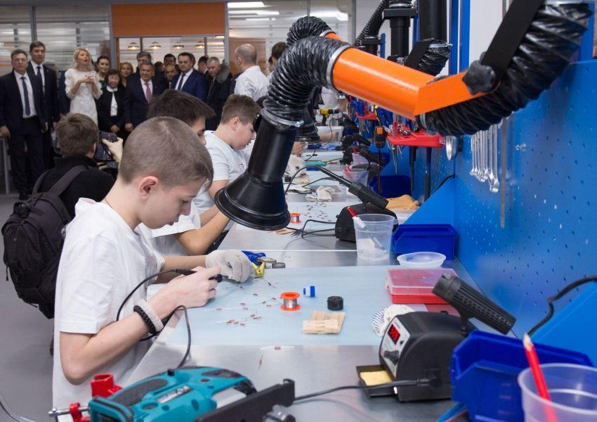 Оксана Сычёва: Бесплатное дополнительное образование – путевка в будущее для наших детей