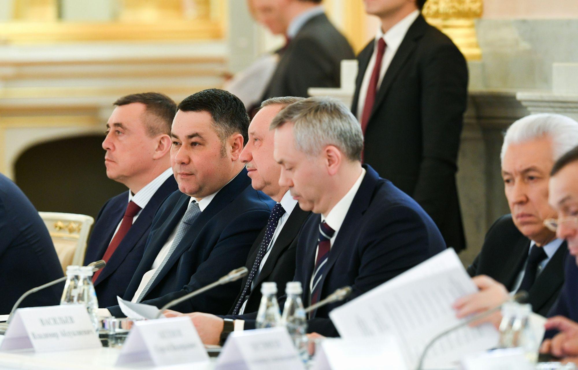 Игорь Руденя: решения президиума Госсовета помогут подготовить кадры для экономики будущего