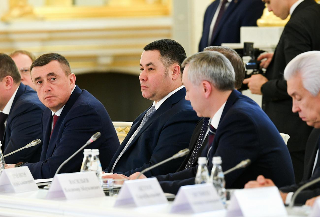 Игорь Руденя обсудил развитие образования на специальном совете у Президента Владимира Путина