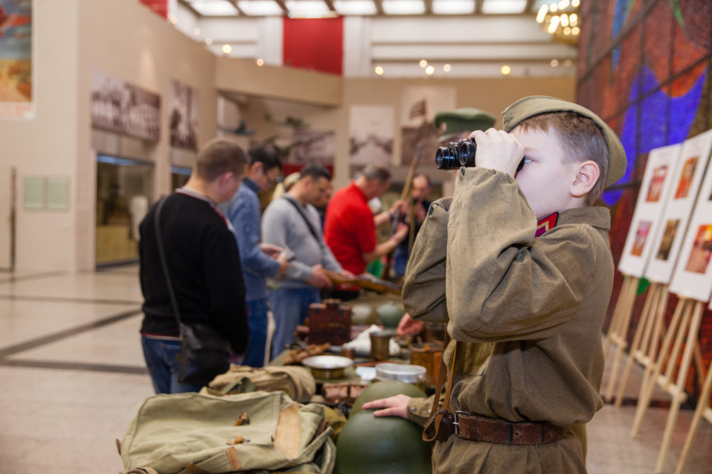 В Музее Победы представят реликвии времен войны, найденные на местах сражений в Тверской области
