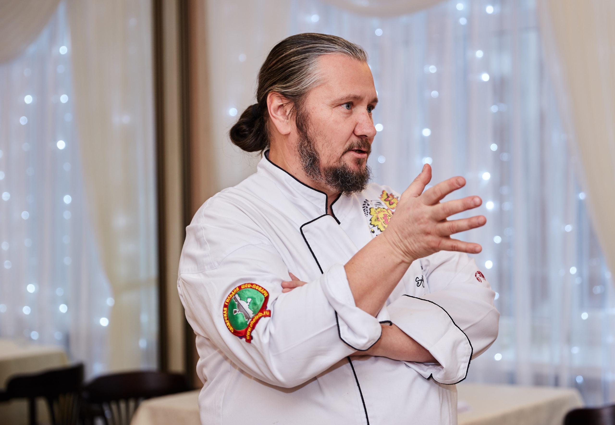 """Легендарный шеф-повар Максим Сырников рассказал """"Тверьлайф"""", как сварил первое варенье"""