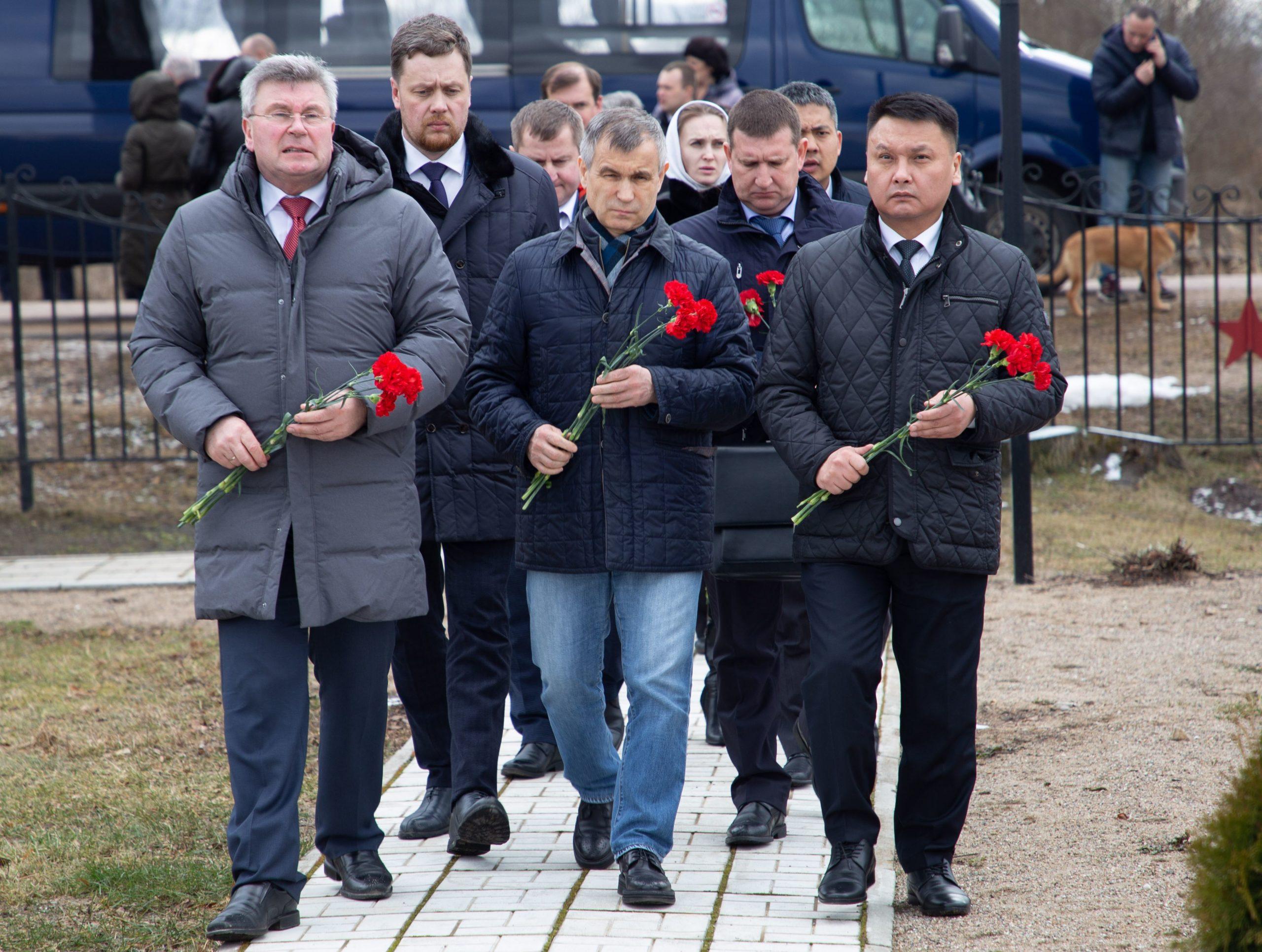 Секретарь Совета безопасности Кыргызской Республики Дамир Сагынбаев посетил Тверскую область